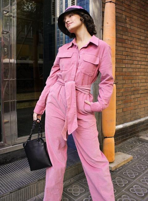Workgirl Pink de Laagam en 21 Buttons
