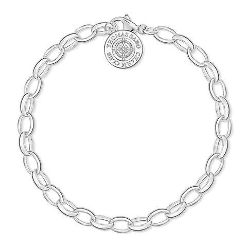Charm Bracelet Diamond de Thomas Sabo en 21 Buttons