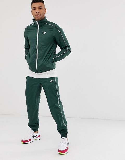 Chándal Verde Con Logo De Nike de ASOS en 21 Buttons