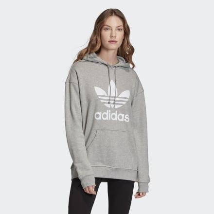 Sudadera Con Capucha Trefoil de Adidas en 21 Buttons