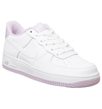 nike air force 1 lilac