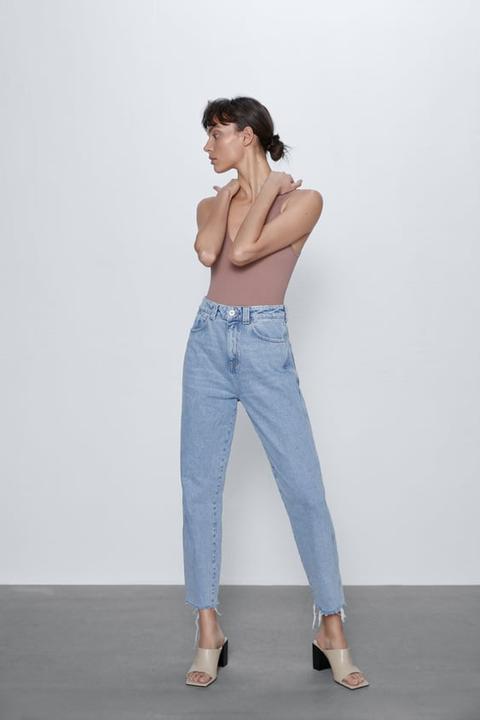 Jeans Z1975 Mom Fit Vintage