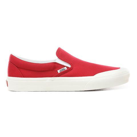 scarpe uomo rosse vans