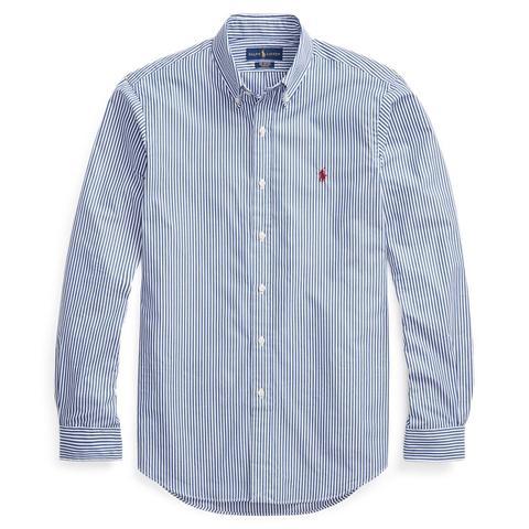 Camisa De Rayas Classic Fit de Ralph Lauren en 21 Buttons