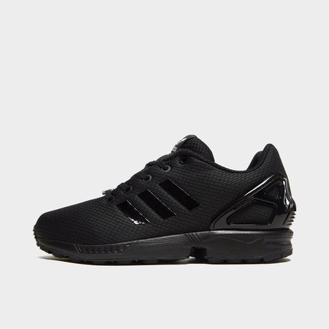 Adidas Originals Zx Flux Junior - Black
