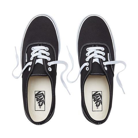 Vans Zapatillas Authentic (black) Mujer Negro