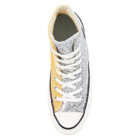 converse chiara chuck 70 glitter high top
