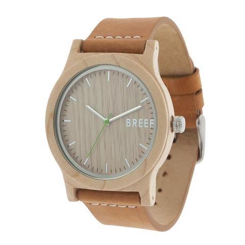Maple Original Cuero Camel de Breef Watches en 21 Buttons