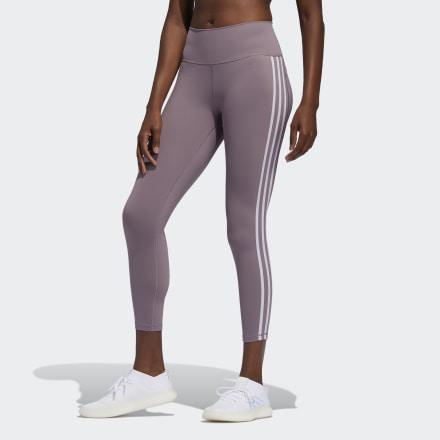 Mallas 7/8 Believe This 2.0 3 Bandas de Adidas en 21 Buttons