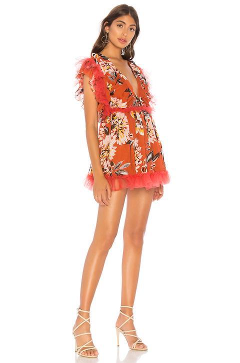 Mini Vestido Sin Mangas Amelia