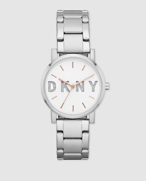 Dkny - Reloj De Mujer Ny2681 Soho De Acero de El Corte Ingles en 21 Buttons