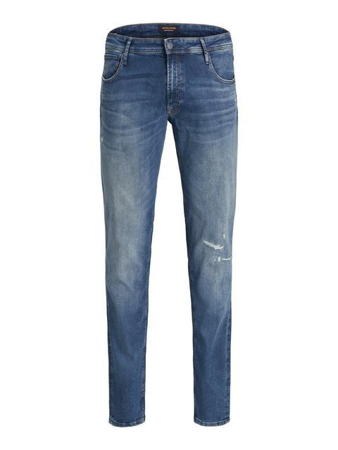 Glenn Org Jeans Slim Fit En Tallas Grandes de Jack & Jones en 21 Buttons