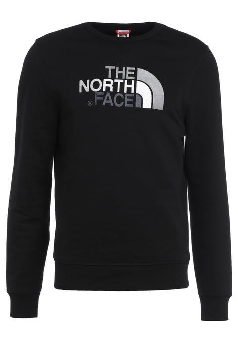 The North Face Drew Peak Crew Sudadera Black