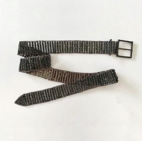 prese di fabbrica molti alla moda Scarpe 2018 Cintura Gioiello Argento//silver Jewelry Belt from Le Voliere on ...