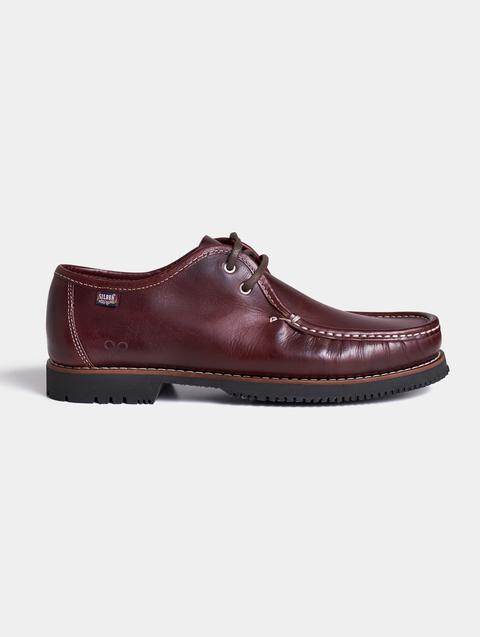 Zapato Retro Piel de Silbon en 21 Buttons