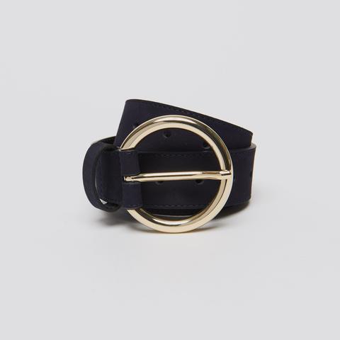 Cinturón De Piel de SANDRO PARIS en 21 Buttons