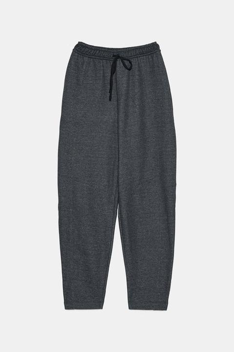 Pantalón Jogger Slouchy