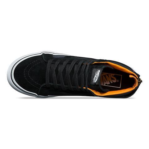 Vans Zapatillas Boom Boom Sk8-hi Slim Zip (black) Mujer Negro