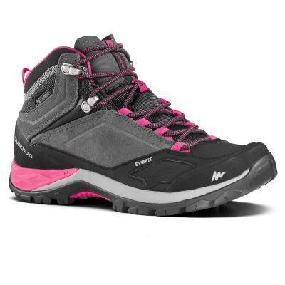 scarpe di separazione f28fb f3a6e Scarpe Donna Mh500 Mid Impermeabili from Decathlon on 21 Buttons