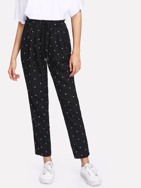 Pantaloni A Pois