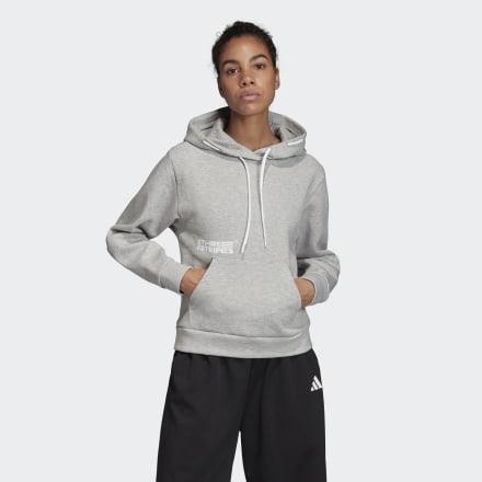 Sudadera Con Capucha Adidas Athletics Pack