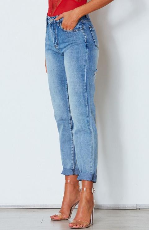 Back It Up Mum Jeans