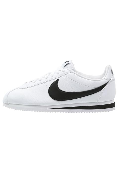 the latest bebca c18fd Nike Sportswear Classic Cortez Zapatillas White/black from Zalando on 21  Buttons