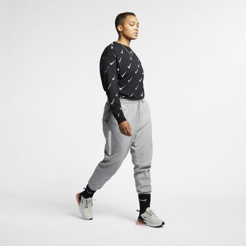 Nike Talla Grande - Sportswear Tech Fleece Pantalón - Mujer - Gris