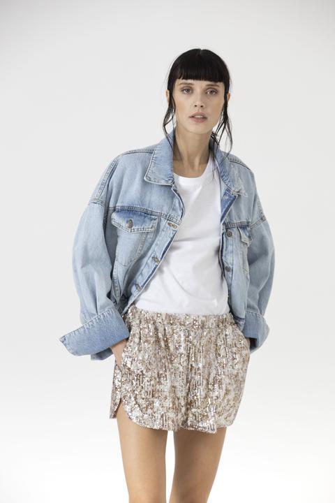 Giubbino Jeans Over