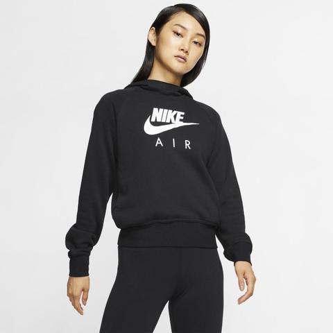Nike Air Sudadera Con Capucha - Mujer - Negro de Nike en 21 Buttons