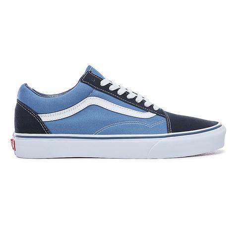 Vans Zapatillas Old Skool (navy) Mujer Azul de Vans en 21 Buttons