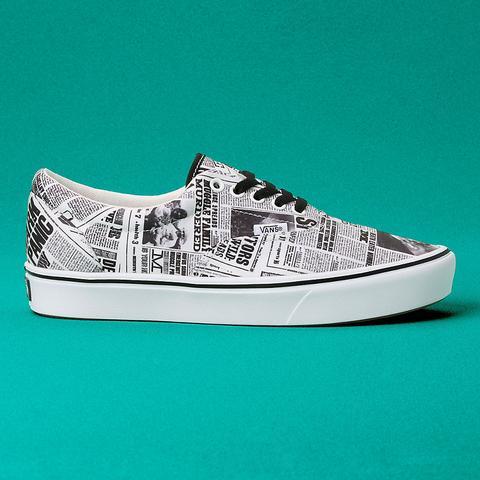 Vans Vans X Harry Potter™ Daily Prophet Comfycush Era Shoes