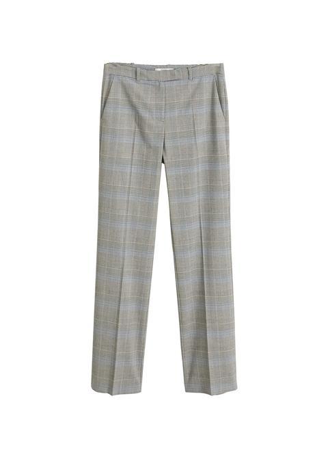 harmonische Farben ziemlich cool heiß-verkaufender Fachmann Karierte Anzughose from Mango on 21 Buttons