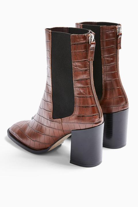 vegan tan boots