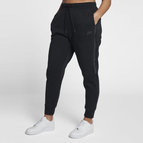 Nike Sportswear Tech Fleece Women S Trousers Black From Nike On 21 Buttons