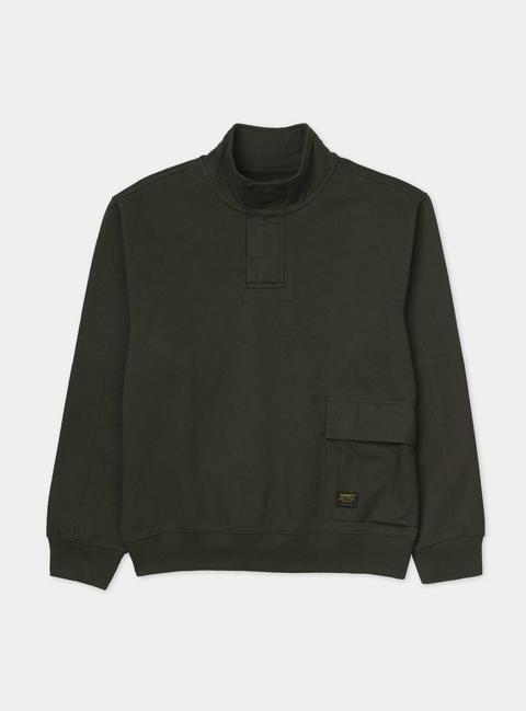 Klicks Sweatshirt de Carhartt WIP en 21 Buttons
