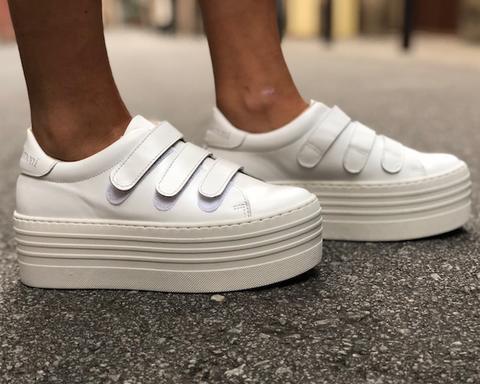 Sneaker 'white Amazonas'