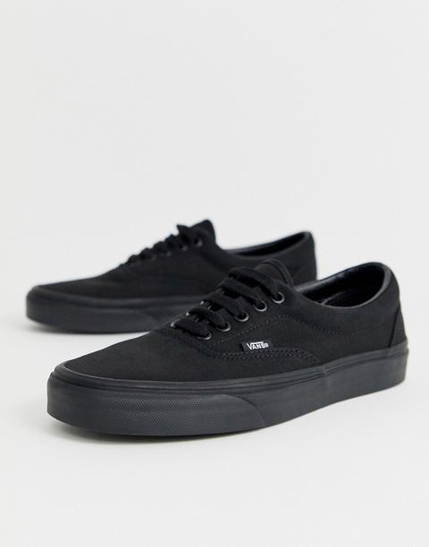 Vans - Era - Sneakers Nere - Nero de ASOS en 21 Buttons