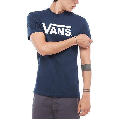 maglietta vans blu