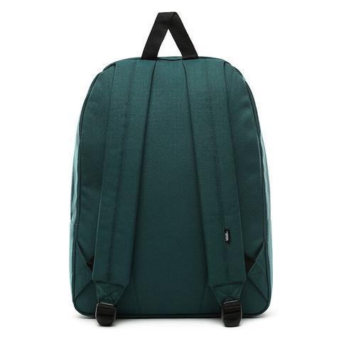 mochila vans hombre verde