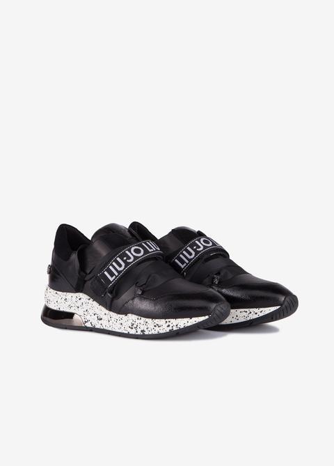brillante n color compre los más vendidos seleccione para el más nuevo Zapatillas Con Suela Vanguardista | Shop Online Liu Jo from Liujo ...
