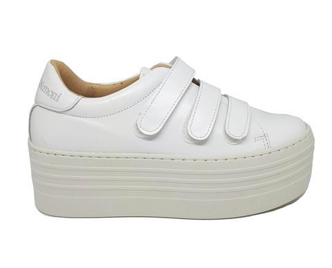 Sneaker 'white Amazonas' de Alessandro Simoni en 21 Buttons