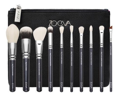 Luxe Prime Set Kit De Brochas Y Pinceles Para Rostro Y Ojos de Sephora en 21 Buttons