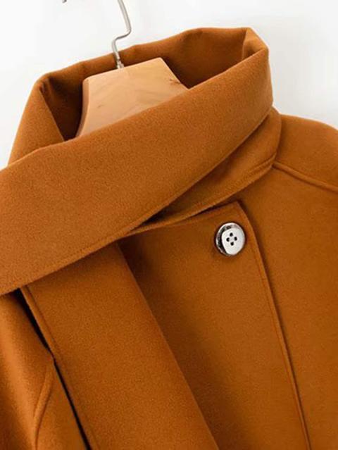 Cappotto Collo In Pelliccia from Zara on 21 Buttons