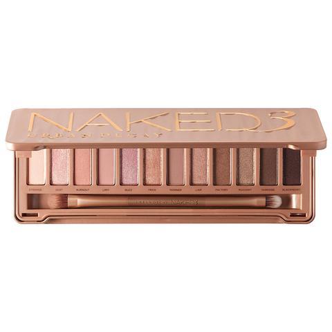 Naked 3-paleta De Sombras De Ojos de Sephora en 21 Buttons