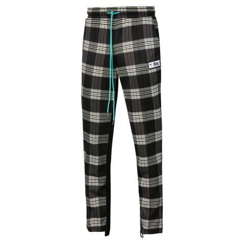 Pantalon De Survêtement Puma X Rhude Allover Print En Maille Pour Homme, Blancaop, Taille Xxl from Puma on 21 Buttons