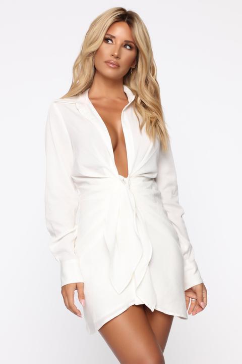 Fashion Nova White Button Up Shirt Online Fashion nova, los angeles, california. fashion nova white button up shirt
