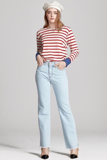 Zoe Wide Leg Jeans