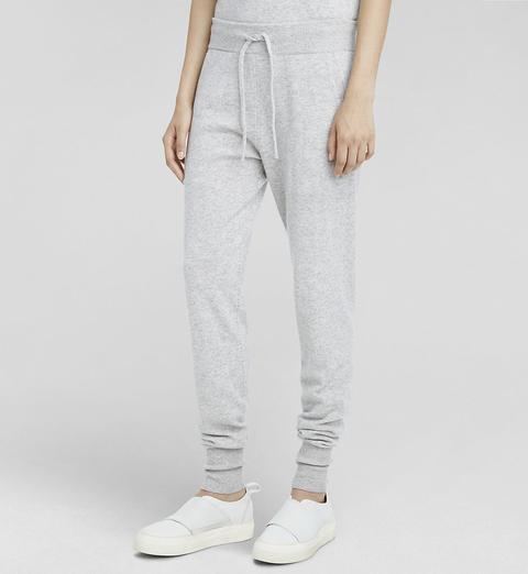 premium selection 9d7ca 5c781 Pantaloni Da Tuta In Cashmere from Calvin Klein on 21 Buttons