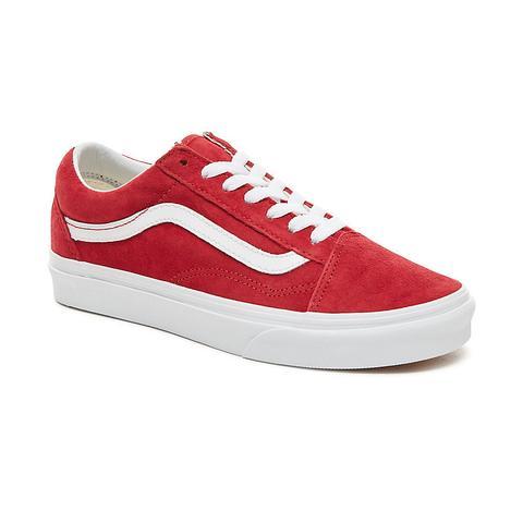 Vans Suede Old Skool Shoes ((pig Suede